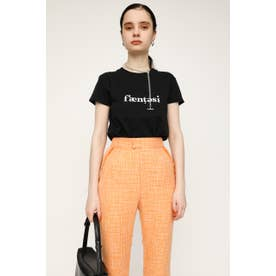 LOGO COMPACT Tシャツ BLK