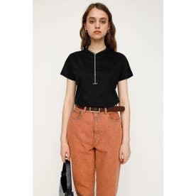 MERCERIZE BASIC Tシャツ BLK