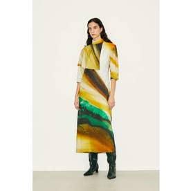 UMIMAE X THROW STAND ドレス マルチ(混色)