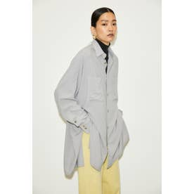 OVER BOXY シャツ GRY