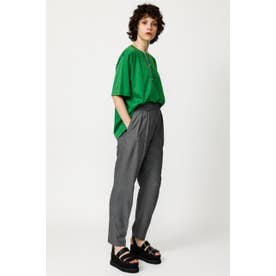 OVER SIZE SLIT Tシャツ BLK