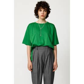 OVER SIZE SLIT Tシャツ GRN