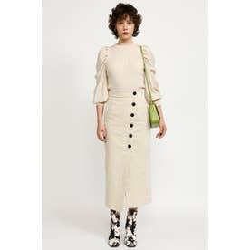 FINE COLE HW スカート IVOY3