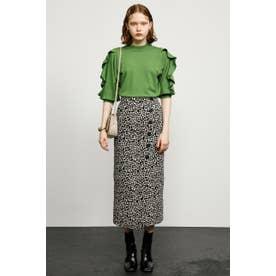 FINE COLE HW スカート M/WHT7