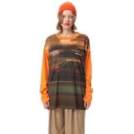 LUI ARAKI X BIG PRINT Tシャツ M/ORG7