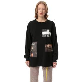 LUI ARAKI X PHOTO Tシャツ BLK