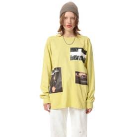 LUI ARAKI X PHOTO Tシャツ YEL