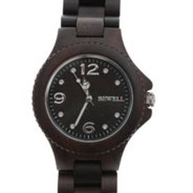 セイコームーブメント 天然素材の木製腕時計 ウッドウォッチ SEIKOIIムーブ WDW002-02 (02)