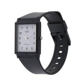 CASIO腕時計 カシオ CASIO チプカシ チープカシオ アナログ表示 長方形 MQ-27-7B(ホワイト) (F)
