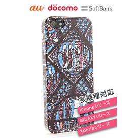 MURUA/スマホケース(ステンドグラスカラー)【iPhone4S/SC-06D/SC-03E/SH-09】 ステンドグラスB