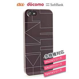EMODA/スマホケース(EMODA柄)【iPhone5/iPhone4S/SC-06D/SC-03E/SH-09】 マルチ