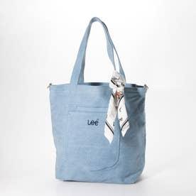 【Lee×SMIRNASLI】キャンバス 2way トートバック (ブルー)