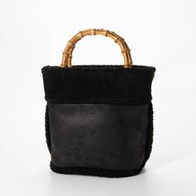 Bamboo Bucket Bag (ブラック)