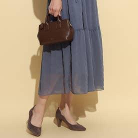 Leather Mini Bag (ブラウン)