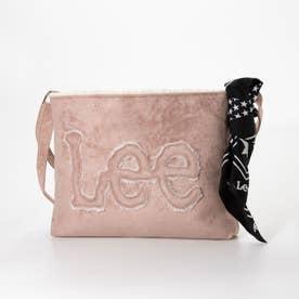 【Lee×SMIRNASLI】 EcoMoutonOneShoulder (ピンク)