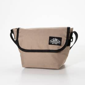 【Lee×SMIRNASLI】 Nylon Messenger Bag (ベージュ)