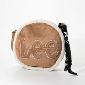 【Lee×SMIRNASLI】 EcoMouton CircleTote (キャメル)