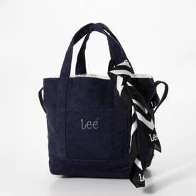 【Lee×SMIRNASLI】 Reversible Mini Tote (ネイビー)