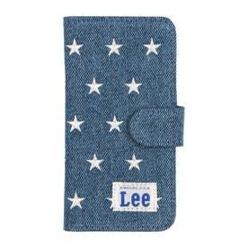 【Lee×SMIRNASLI】 Star Mobilecase X (ブルー)