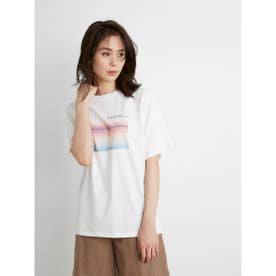 ORGANICSフォトプリントTシャツ (A)