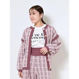 ロゴロングT-shirt (WHT)
