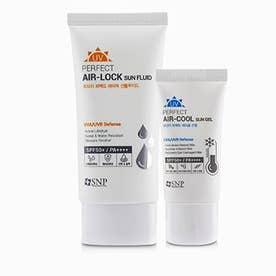 日焼け止め 50ml UV パーフェクト エアロック SPF50+ サンフルイド (UVA/UVB )