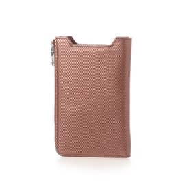 レザースマホ財布 (ブロンズ)