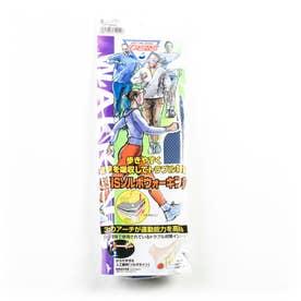 インソール 中敷き 歩きやすい 衝撃吸収 運動 S 23.5cm-24.5cm クッション性 通気性 速乾性 健康 抗菌 (No Color)