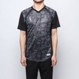 メンズ サッカー/フットサル 半袖シャツ BUHI+1 プラシャツ CP19001