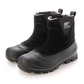 SOREL/BUXTON PULL ON メンズ ブーツ 防水 雨雪対応 NM2738 (ブラック)