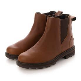 SOREL/チェルシー レノックス WP チェルシー サイドゴア ブーツ 防水 雨雪対応 NL3696 ブラウン
