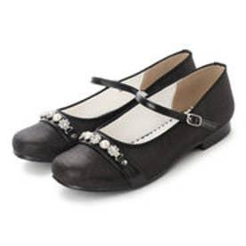 ジュニア (キッズ・子供) 短靴 ストラップビジューパンプス KTU2361 8043
