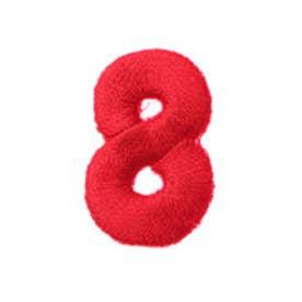 野球 リストバンド バンゴウワッペン 8