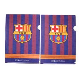 サッカー フットサル ライセンスグッズ FCバルセロナ クリアファイル(2枚セット) BCN32179