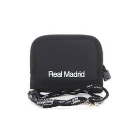 サッカー/フットサル ライセンスグッズ レアルマドリッド ラウンドウォレット Real Madrid RM-041