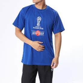 メンズ サッカー/フットサル ライセンスシャツ Tシャツ(出場国) 日本 82001