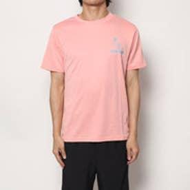 テニス 半袖Tシャツ ミニオンズプレイテニスドライTシャツ 22833825 (ピンク)