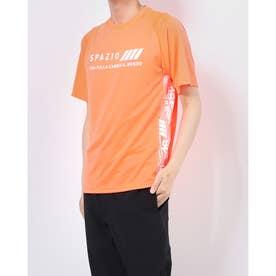 メンズ サッカー/フットサル 半袖シャツ 接触冷感Spazioロゴプラシャツ GE-0686
