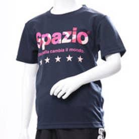 サッカー/フットサル 半袖シャツ JRマーブルロゴプラクティスTシャツ GE0497
