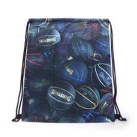 バスケットボール バッグ ナップサック ブラックボール SAK002BKB