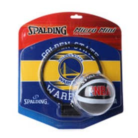 バスケットボール ミニバックボード マイクロミニ ウォーリアーズ 77-661Z