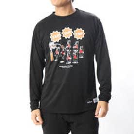 バスケットボール 長袖Tシャツ ロングDryTEE TAP TAP TAP BSK18602