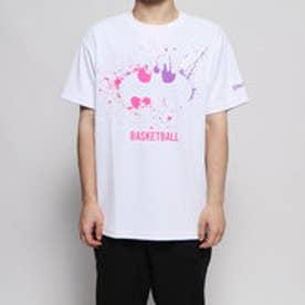 バスケットボール 半袖Tシャツ Tシャツ バットマン スプレー SMT191330