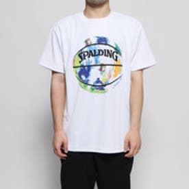 バスケットボール 半袖Tシャツ Tシャツ マーブルボール SMT191200