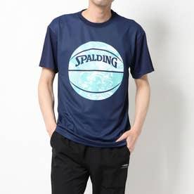 バスケットボール 半袖Tシャツ Tシャツ ウォーターマーブルボール SMT200200