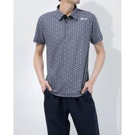 メンズ ゴルフ 半袖シャツ ハンソデシャツ RGMRJA02 (グレー)