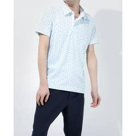 メンズ ゴルフ 半袖シャツ ハンソデシャツ RGMRJA02 (ホワイト)