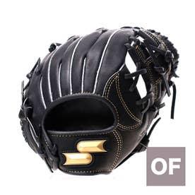 ユニセックス 軟式野球 野手用グラブ スーパーソフト SSJ741