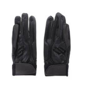 野球 バッティング用手袋 高校対応シングルバンド手袋 EBG3002W