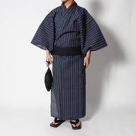 シジラ織り浴衣5点セット (B柄)
